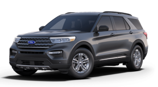 2021 Ford Explorer XLT SUV 1FMSK8DH6MGA93228 for sale near Elyria, OH at Mike Bass Ford