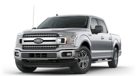 2020 Ford F150 Supercrew Truck SuperCrew Cab