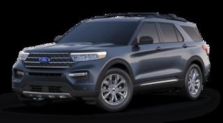 New 2021 Ford Explorer XLT SUV in Las Vegas, NV