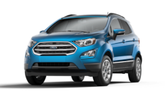 2020 Ford EcoSport 4d SUV 4WD SE Compact SUV