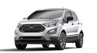 New 2021 Ford EcoSport S SUV