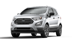 New 2020 Ford EcoSport S 100A w/ FordPass Connect 4G WiFi Hotspot Modem,  Rear View Camera & Sync3 BlueTooth System 4WD / 4x4 / AWD 2.0L I4 SUV / Crossover for sale in Edinboro, PA