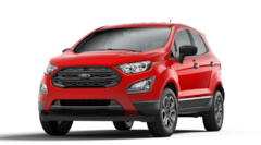 New 2020 Ford EcoSport S Crossover MAJ6S3FL1LC314241 in Sturgis, SD