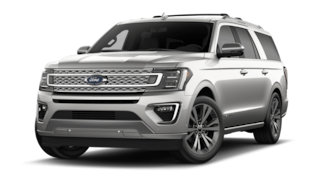 New 2020 Ford Expedition Max Platinum SUV for sale in Waycross