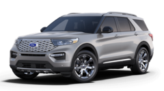 New 2020 Ford Explorer Platinum SUV for sale in Hobart, IN
