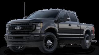 2021 Ford F-250 Black Widow Truck