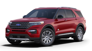 2021 Ford Explorer King Ranch SUV