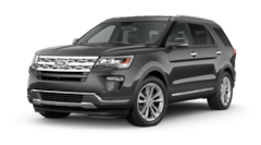 New 2018 Ford Explorer Limited SUV For Sale in Gaffney, SC