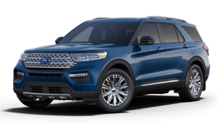 2020 Ford Explorer Limited AWD 4dr SUV SUV