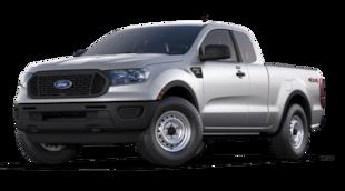 2021 Ford Ranger Extended Cab Pickup