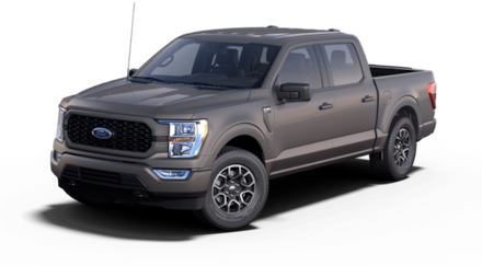 2021 Ford F150 Supercrew 4WD 145