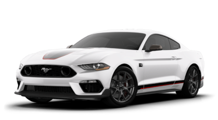 2021 Ford Mustang Mach 1 Premium Coupe