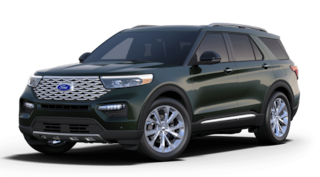 2021 Ford Explorer Platinum SUV in Las Vegas, NV