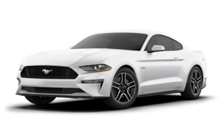 2021 Ford Mustang GT Fastback Coupe