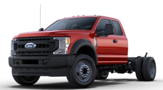 2021 Ford F-550 Chassis Truck Super Cab for sale and lease Sussex, NJ