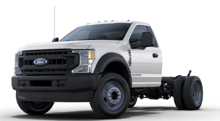 2020 Ford Chassis Cab
