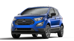 New 2020 Ford EcoSport S SUV Grand Forks, ND