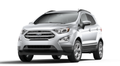 New 2021 Ford EcoSport SE Crossover for Sale in Stephenville, TX