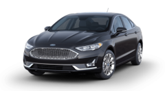 New 2020 Ford Fusion Plug-in Hybrid Titanium Sedan in Rye, NY