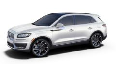 New 2019 Lincoln Nautilus Reserve SUV For Sale in Woodbridge
