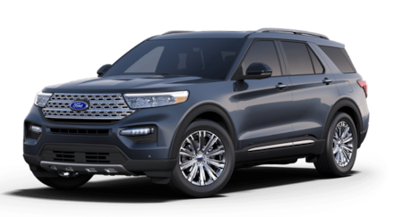 2021 Ford Explorer Limited Limited 4WD For Sale in Jasper, IN