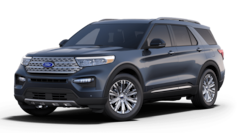 2021 Ford Explorer Hybird Limited 4WD SUV