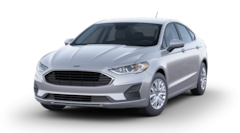 New 2020 Ford Fusion S Sedan for sale in Van Wert, Ohio