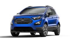 New 2020 Ford EcoSport SES Crossover in Archbold, OH