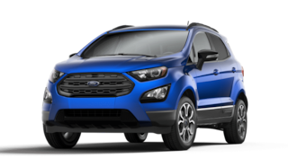 2020 Ford EcoSport SES SES 4WD
