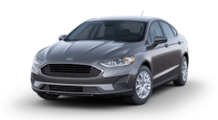 New 2020 Ford Fusion S Sedan 3FA6P0G73LR237214 for Sale in Stafford, TX at Helfman Ford