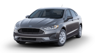 New 2020 Ford Fusion S Sedan for sale in Waycross