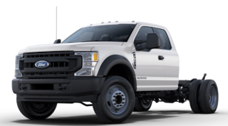 2020 Ford F-550 Chassis