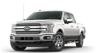 New 2020 Ford F-150 Lariat Truck SuperCrew Cab for sale in Waycross