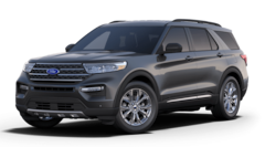 2020 Ford Explorer XLT 4WD WAGON