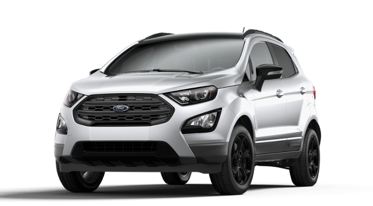 2021 Ford EcoSport SES 4x4 SUV