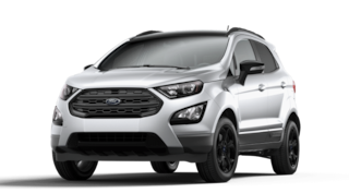 New 2021 Ford EcoSport SES SUV Klamath Falls, OR