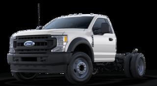 2021 Ford Super Duty F-550 DRW Truck Regular Cab