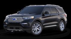 New 2021 Ford Explorer Platinum SUV in Franklin, MA