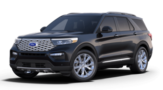 2021 Ford Explorer Platinum 4WD SUV