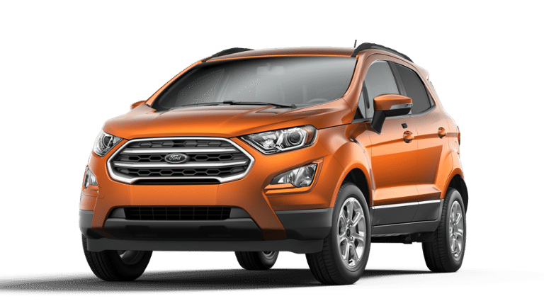 2020 Ford EcoSport Crossover
