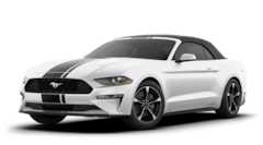 New 2020 Ford Mustang Ecoboost Convertible near Jackson Township