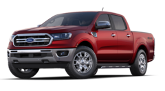 New Ford Vehicles  2020 Ford Ranger Lariat Truck SuperCrew Plymouth, IN