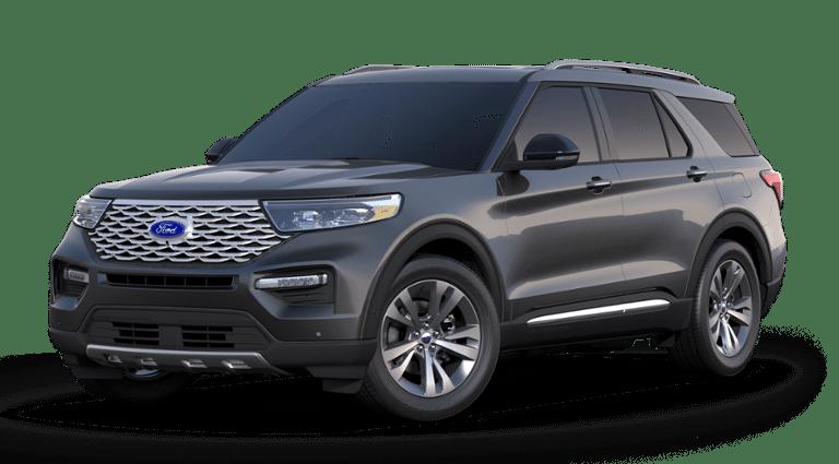 2020 Ford Explorer Platinum 4x4