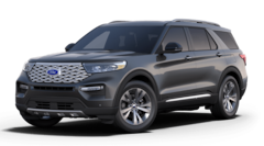 New 2020 Ford Explorer Platinum SUV in Wayne NJ