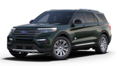 New 2021 Ford Explorer King Ranch SUV For Sale in Fredericksburg, VA