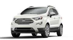New 2020 Ford EcoSport SE SUV in Jasper, GA