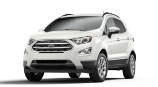 2020 Ford EcoSport SE SUV I-3 cyl Front-wheel Drive