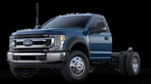 2020 Ford F-450 Chassis VA F450 4X2 DRW R/CC Truck Regular Cab
