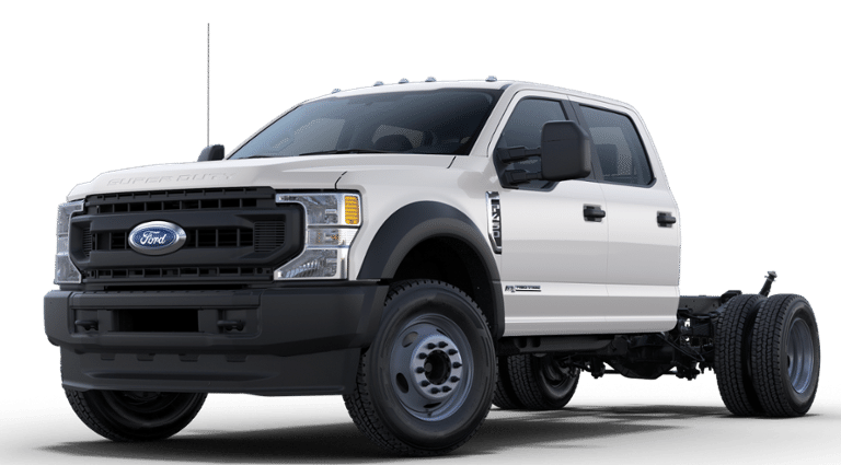 2021 Ford F-450 Chassis Truck Crew Cab