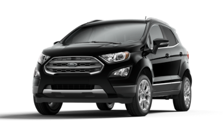 New Featured 2021 Ford EcoSport Titanium SUV for sale near you in South Bend, IN